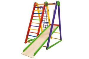 Дитячий спортивний куточок для дому - SportBaby «Kind-Start-3»