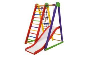 Дитячий спортивний куточок для дому - SportBaby «Kind-Start-4»
