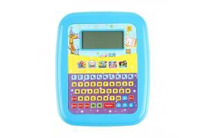 Детский умный планшет Play Smart 7372 Компьюша (bks_01233)