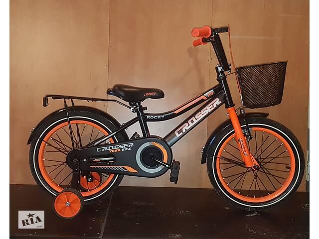 Детский велосипед Crosser 16 дюймов- объявление о продаже  в Николаеве