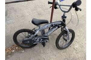 Детский велосипед Dino Bikes BMX Black