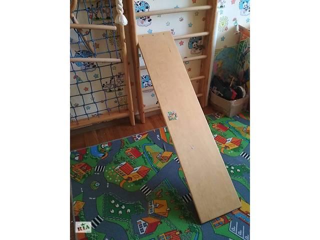 купить бу Детская спортивная стенка в Виннице