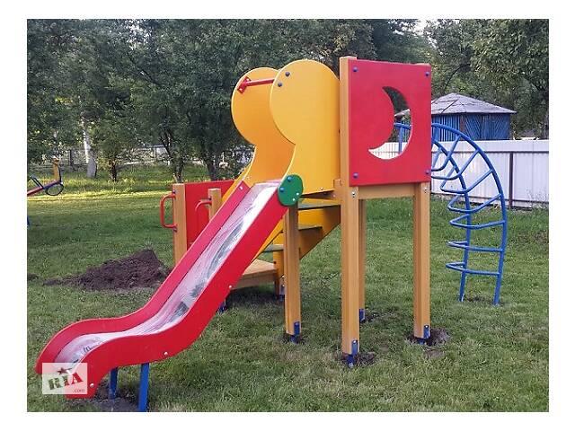 Детская площадка, игровой комплекс