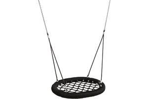Качели Гнездо Oval Pro 100 см * 87 см (4 расцветки) Черный