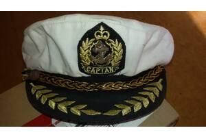 Кепка Капитанка , Морская фуражка капитана