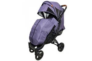 Коляска прогулочная Yoya Plus Max Фиолетовый