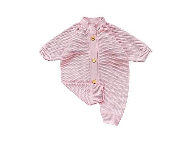 продам Комбинезон (человечек) для младенцев 56-62 см Розовый Прованс бу в Киеве