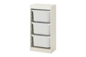 Комод для игрушек IKEA TROFAST Белый (792.285.71)