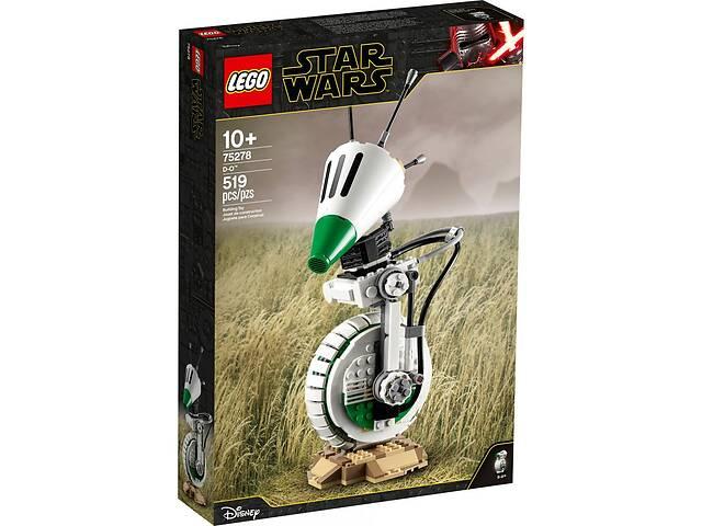 Конструктор LEGO Star Wars Дроид D-O 519 деталей (75278)- объявление о продаже  в Киеве