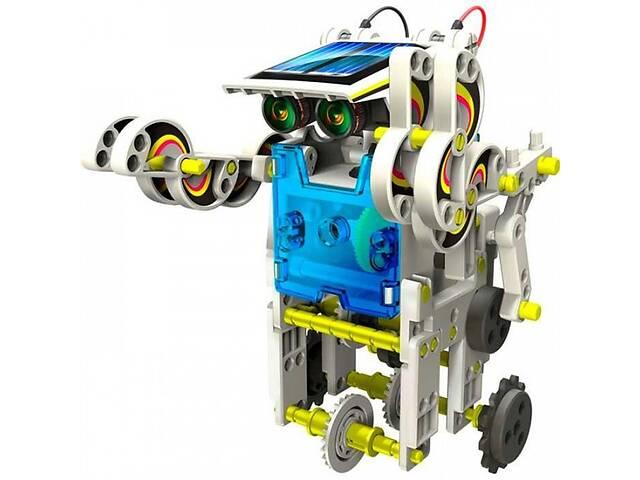купить бу Конструктор робот на солнечных батареях Solar Robot 11 в 1 в Харькове