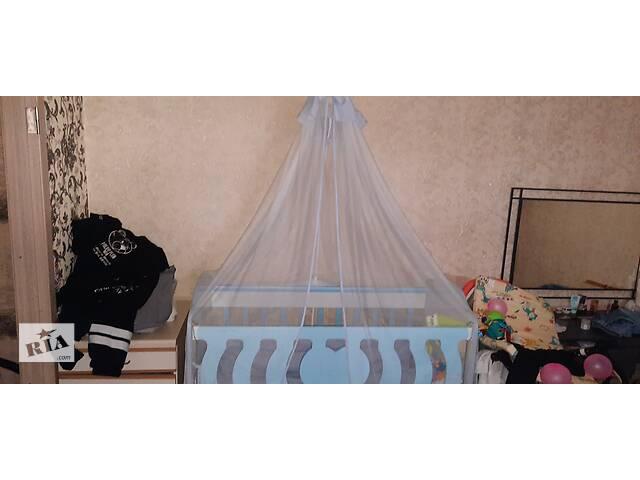 купить бу Кроватка детская belis  в Днепре (Днепропетровск)