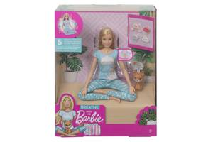 Кукла Барби Медитация Barbie Mattel Оригинал (GNK01)