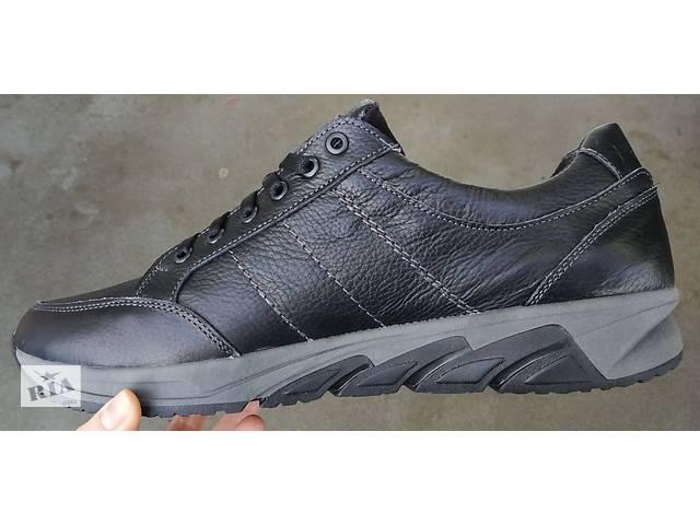 продам Lacoste! Кроссовки туфли кожа большого размера гигант батал обувь кожаная бу в Харькове