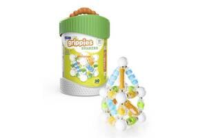 Магнитный конструктор Guidecraft Grippies Shakers, 30 деталей (G8322)