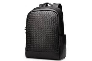 Мужской рюкзак Tiding Bag  B3-1741A, из кожи на 14л