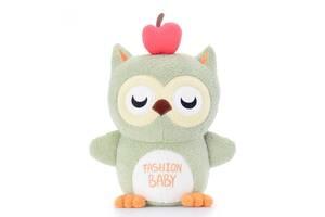 Мягкая игрушка Волшебная зеленая сова, 20 см Metoys