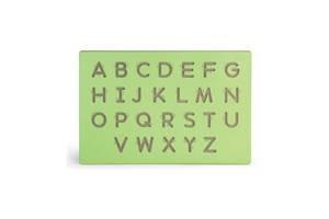 Обучающий набор Viga Toys Написание заглавных букв (50857)