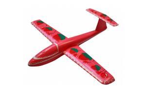 Планер метательный J-Color Falcon 600мм c комплектом красок SKL17-139874