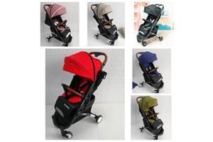 Прогулочная коляска Bene Baby D200: ощути легкость в передвижении 6 кг. Новинка.