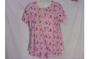 пижама летняя футболка + шорты
