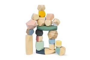Развивающая игрушка Janod Пирамидка Sweet Cocoon Камни (J04401)