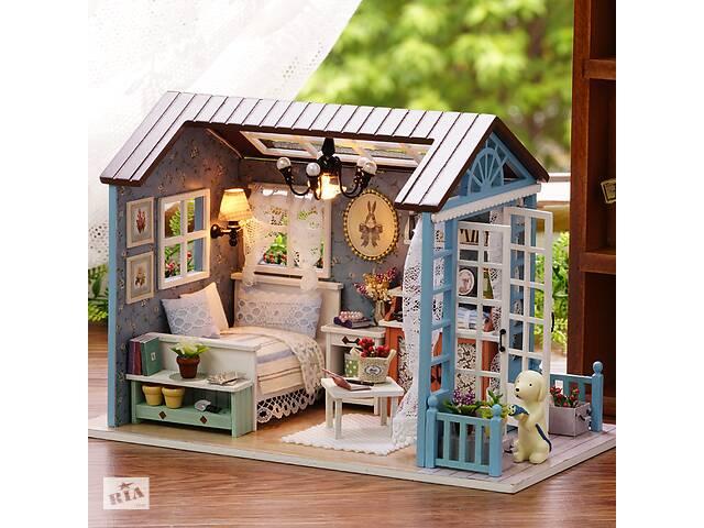 Румбокс, миниатюрный сборный дом с мебелью, 3D-конструктор DIY House- объявление о продаже  в Харькове