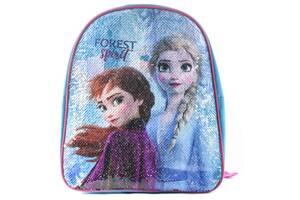 Рюкзак для девочек Disney Frozen с пайетками