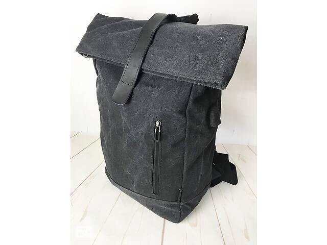 бу Рюкзак мужской Роллтоп. Дорожный, вместительный рюкзак. Сумка-рюкзак КСС65 в Бердянске