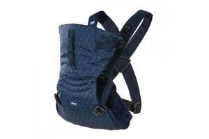 Рюкзак-переноска Chicco Easy Fit синий (79154.79)