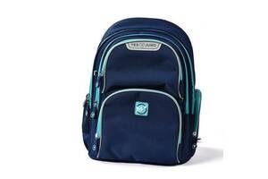 Рюкзак школьный YES 558445 S-30 Juno Boys style синий