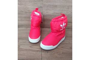 Сапоги дутики Adidas Originals - Slip On Boot. B24744