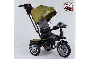 Шара! Детский трехколесный велосипед отличного качества BEST TRIKE 9288 B