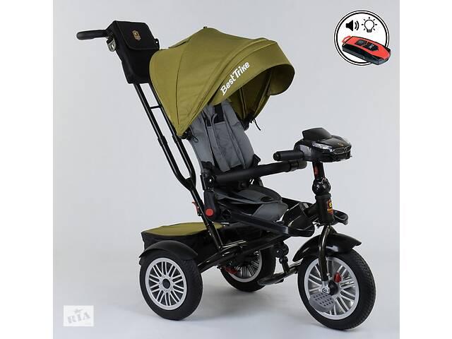 продам Шара! Детский трехколесный велосипед отличного качества BEST TRIKE 9288 B бу в Славянске