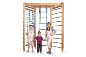 Спортивная стенка для детей  SportBaby «Sport 4-240»