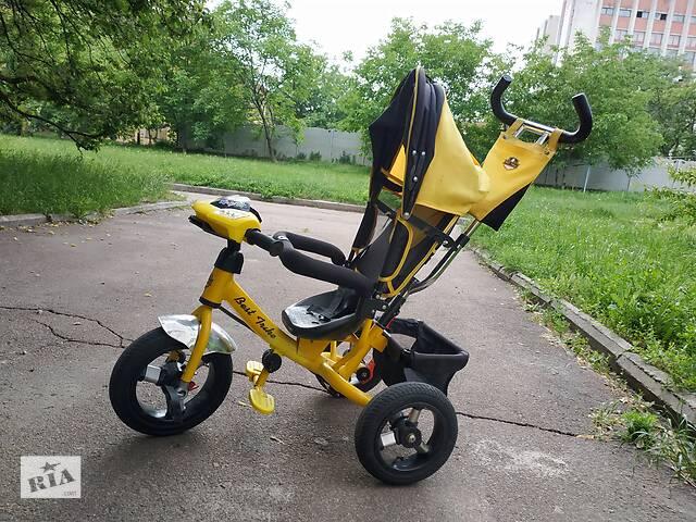 Трехколесный детский велосипед Best trike 6588B