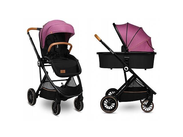 продам Универсальная коляска 2в1 Lionelo RIYA Pink Violet бу в Одессе