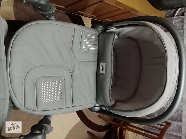 продам Универсальная коляска CAM 2 в 1 CORTINA X3 EVO+ ортопед.подушка и одеяльце в коляску бу в Павлограде