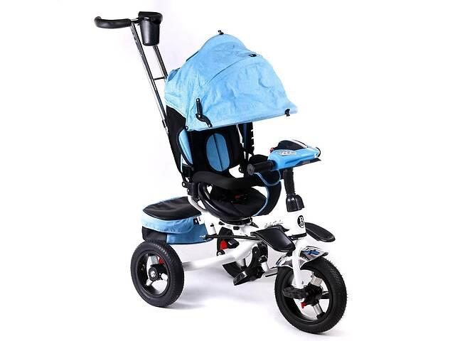 продам Велосипед Baby  Trike 3-х колёсный 6595Г с ключем зажигания. бу в Дубно