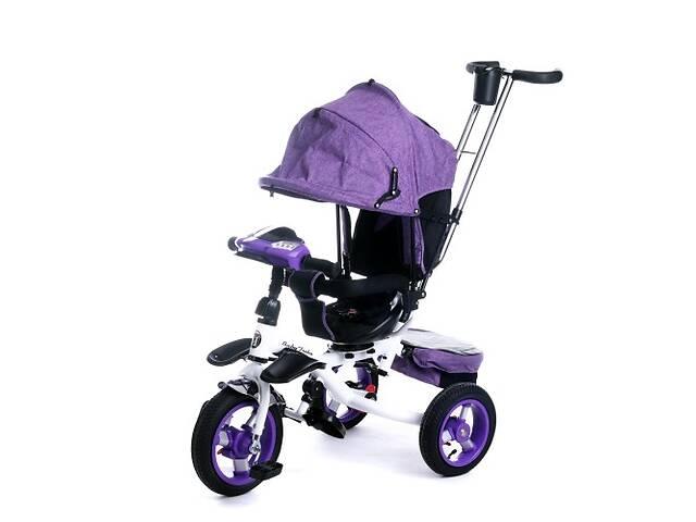 Велосипед Baby Trike Len 6595 Purple (6595)- объявление о продаже  в Киеве