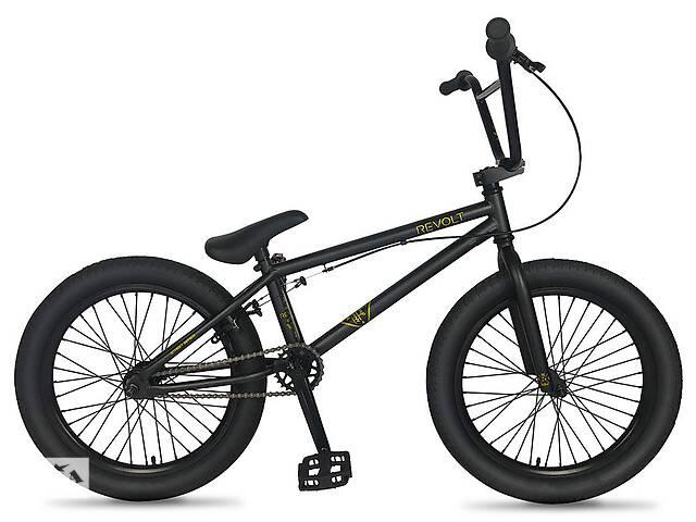 Велосипед BMX Outleap REVOLT Black/Gold- объявление о продаже  в Львове