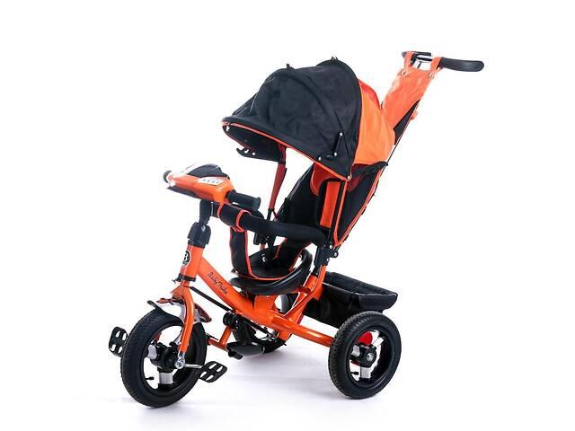 продам Велосипед трехколесный Baby  Trike 6588O с ключем зажигания бу в Дубно