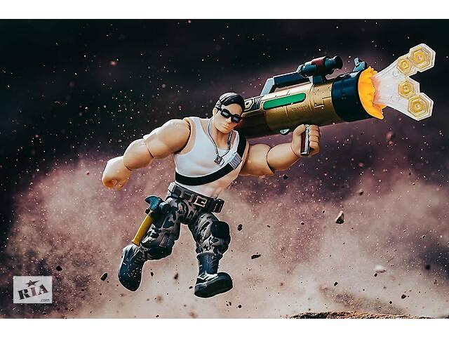 бу Роблокс игровой набор с фигуркой Imagination Figure Pack Davy Bazooka W8 Jazwares Roblox (ROB0273) в Киеве