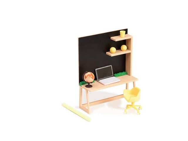 купить бу Игровой набор LORI Мебель для домашнего рабочего стола (LO37006Z) в Харькове