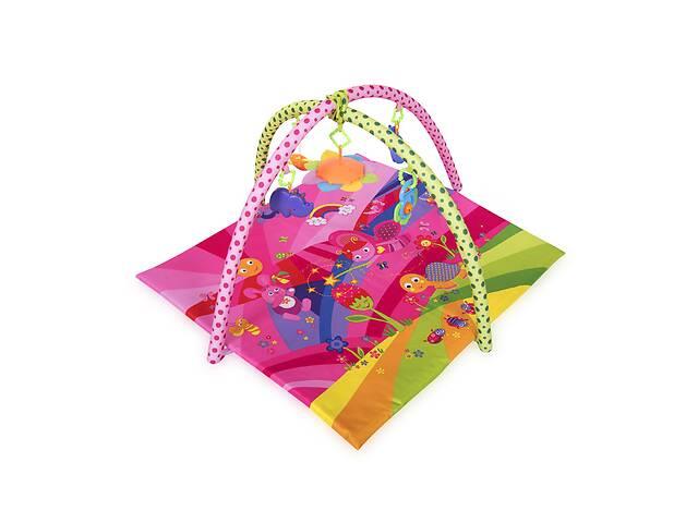 продам Игровой развивающий коврик Lorelli Fairy Tales Розовый бу в Одессе