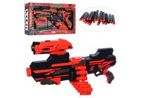Игрушечное оружие Qunxing Автомат FJ015 мягкие пули