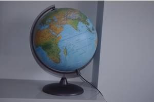 Итальянский глобус с подсветкой Орион 30 см
