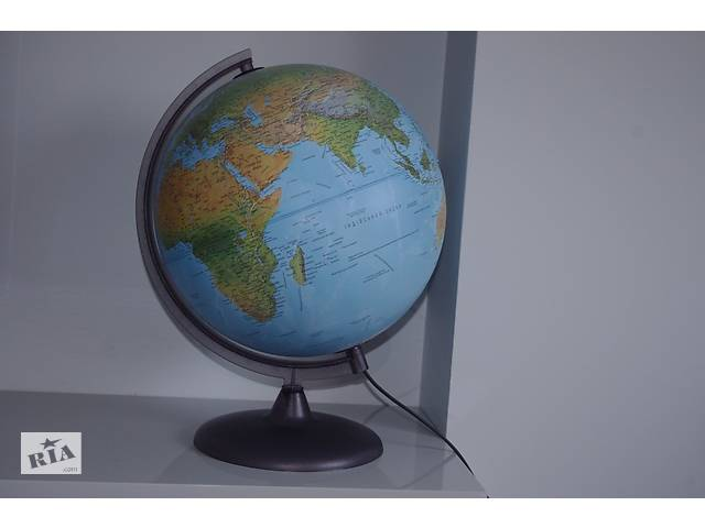 Итальянский глобус с подсветкой Орион 30 см- объявление о продаже  в Киеве