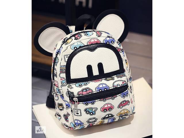 Женский рюкзак Микки Маус 6- объявление о продаже  в Днепре (Днепропетровск)