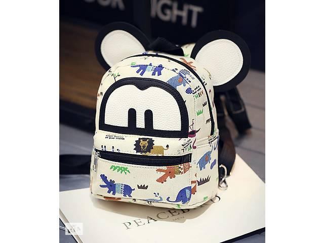 Женский рюкзак Микки Маус 7- объявление о продаже  в Днепре (Днепропетровск)