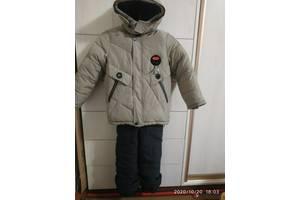 Зимний костюм 116розм. и выдерживает до -20С